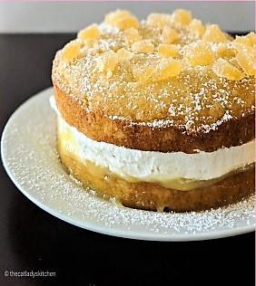 #3 ginger-lime-cake