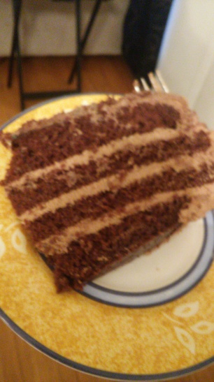 Cake Interior